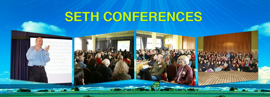 Seth Conferences in New York (Nov 2011) and Los Angeles (Jan 2012)